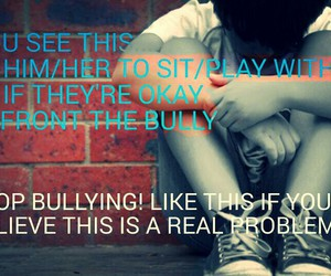 popular, bullying, and antibullying image