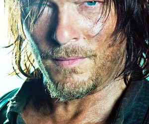 daryl dixon, norman reedus, and the walking dead image