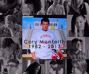 glee and cory montheinth image