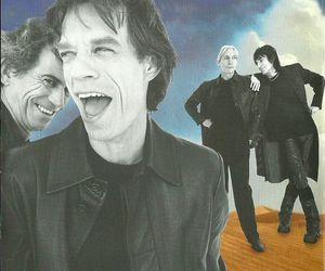 charlie watts, Keith Richards, and mick jagger image