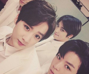teen top, ricky, and niel image