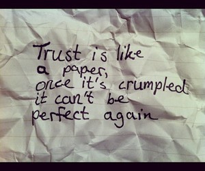 text, quote, and trust image