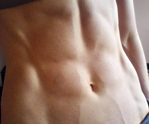 abs, fit, and looking good image