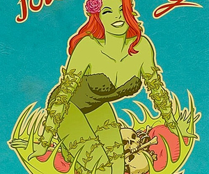 poison ivy and ivy image