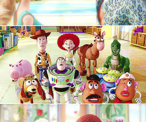 barbie and toy story image