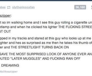 awesome, dumbledore, and funny image