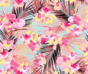 cool, wallpaper, and flowers image