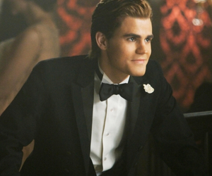 stefan salvatore, stefan, and the vampire diaries image