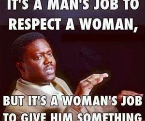 respect, woman, and true image