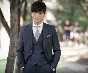 suit and nam goong min image