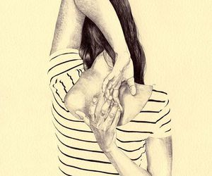 girl and hands image