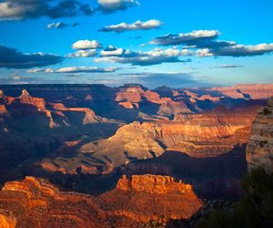 grand canyon and United States of America image
