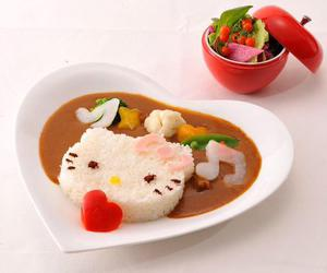 food, healthy, and hello kitty image