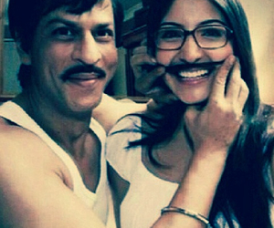 bollywood, funny, and couple image