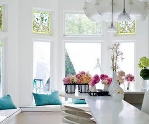 dining room and white image
