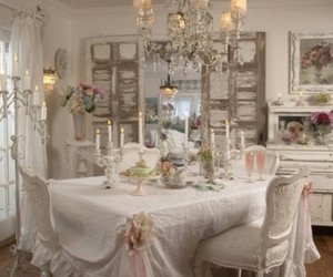 shabby chic and decor image