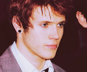 dougie poynter, McFly, and piercing image