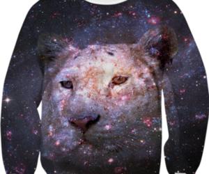 big cats, tiger, and sweatshirt image