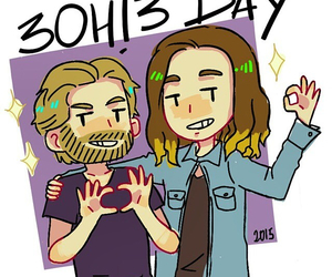 happy 3oh3 day image