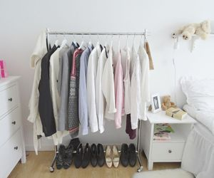bedroom, clothes, and inspiration image