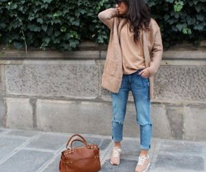 brown, fashion, and glam image