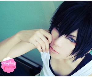 cosplay and hibari image