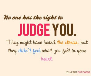 heart and judge image