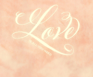 pastel, peach, and text image