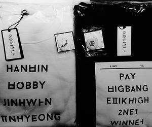 bigbang, epik high, and Ikon image