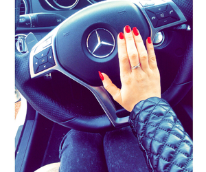 mercedes, nails, and amg image