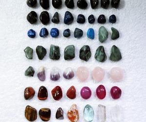 stones and black image