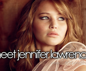 Jennifer Lawrence, list, and meet image