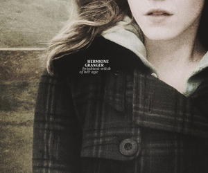 hermione granger, ron weasley, and potterhead image