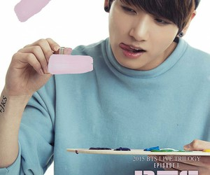bts, jung kook, and jungkookie image