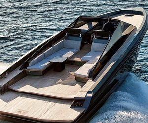 design, yacht, and expensive image