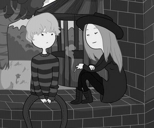 couple, tate, and violet image