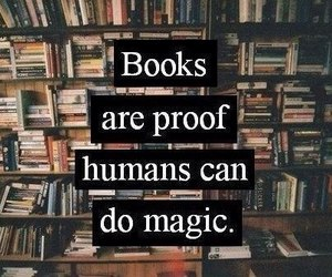 book, magic, and read image