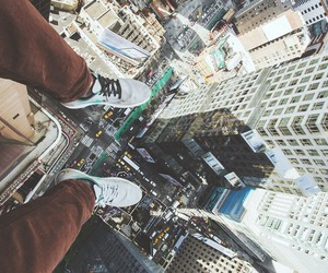 city, high, and tumblr image