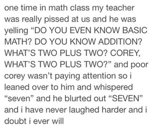 funny, teacher, and class image