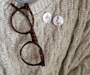 indie, aesthetic, and glasses image
