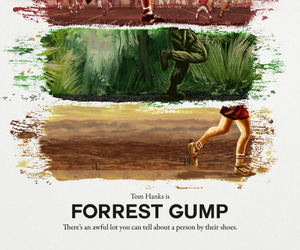 forrest gump, film, and movie image