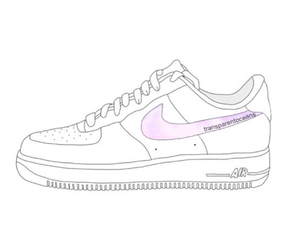 nike, shoes, and transparent image