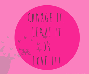 pink, worte, and quotes image