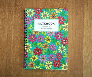 <3, botanical, and diary image