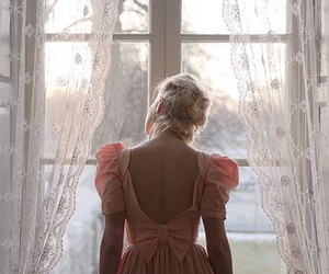 window, dress, and vintage image