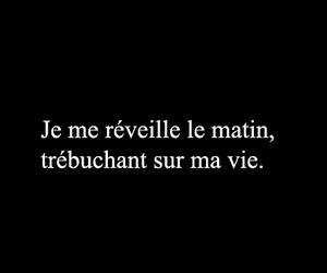 francais, matin, and vie image