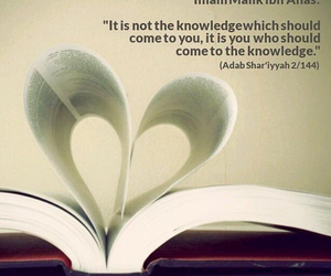 allah, islam, and knowledge image