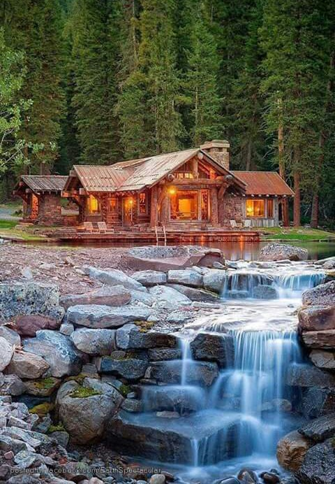 cottage, dreams, and home image