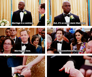 quotes, 2x17, and brooklyn nine nine image