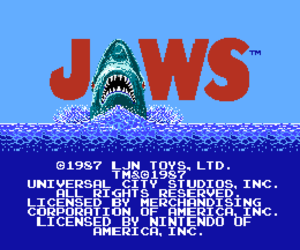 8 bit, jaws, and video games image